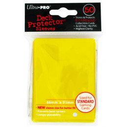 PROTEGGI CARTE STANDARD CANARY YELLOW (50)