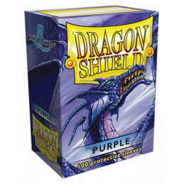 DRAGON SHIELD PROTEGGI CARTE STANDARD - PURPLE (100)