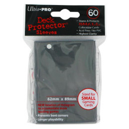 PROTEGGI CARTE MINI BLACK (60)