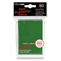 PROTEGGI CARTE MINI GREEN (60)