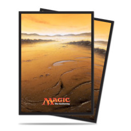 PROTEGGI CARTE STANDARD MAGIC - MANA PLAINS (80)