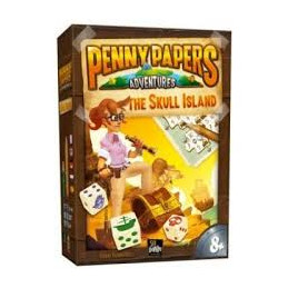 PENNY PAPERS - SKULL ISLAND