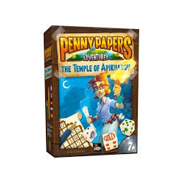 PENNY PAPERS - THE TEMPLE OF APIKHABOU