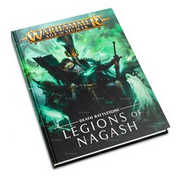 BATTLETOME: LEGIONS OF NAGASH (ITA)