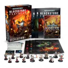 BLACKSTONE FORTRESS: ESCALATION (ITA)