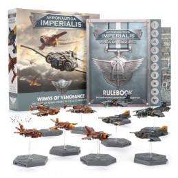AERONAUTICA IMPERIALIS - WINGS OF VENGEANCE (ENG)