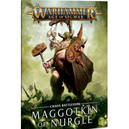BATTLETOME: MAGGOTKIN OF NURGLE (ITA)
