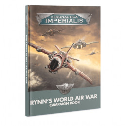 AERONAUTICA IMPERIALIS: RYNN\'S WORLD AIR WAR CAMPAIGN BOOK (ENG)
