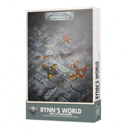 AERONAUTICA IMPERIALIS: RYNN\'S WORLD AREA OF ENGAGEMENT BOARD