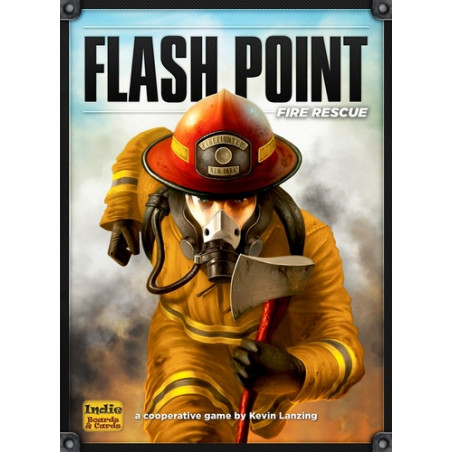 FLASH POINT FIRE RESCUE - 2ND EDITION