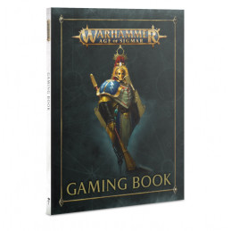 AGE OF SIGMAR: GAMING BOOK (ITA)