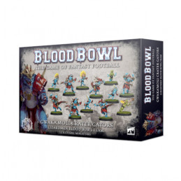 BLOOD BOWL: GWAKA\'MOLI CRATER GATORS