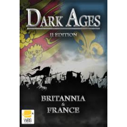 DARK AGES II EDITION - BRITANNIA & FRANCE