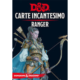 D&D 5 - CARTE INCANTESIMO: RANGER