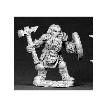 BJORN, DWARVEN WARRIOR