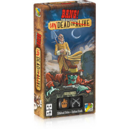 BANG! - THE DICE GAME: UNDEAD OR ALIVE