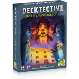 DECKTECTIVE: ROSE ROSSO SANGUE