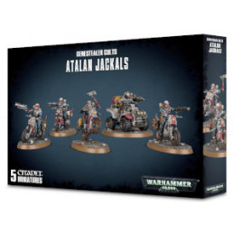 GENESTEALER CULTS - ATLAN JACKALS