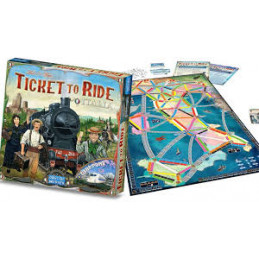 TICKET TO RIDE: ITALIA + GIAPPONE