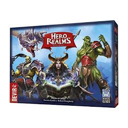 HERO REALMS - GIOCO DI CARTE