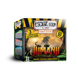 ESCAPE ROOM - JUMANJI (ITA)