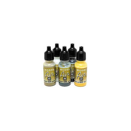VALLEJO MODEL AIR COLOR 17 ML - SAND (IVORY)