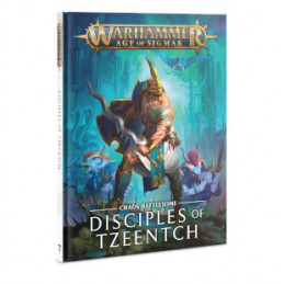 BATTLETOME: DISCIPLES OF TZEENTCH (ITA)