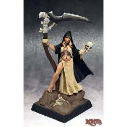 FEMALE NECROMANCER