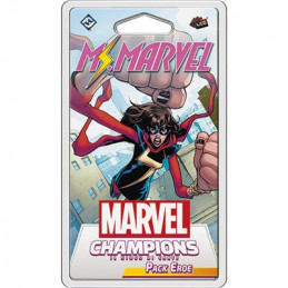 MARVEL CHAMPIONS LCG: MS. MARVEL (PACK EROE)