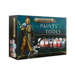 AOS PAINTS + TOOLS