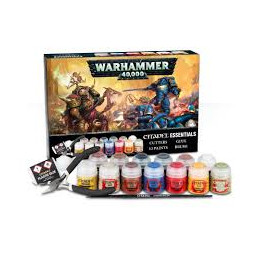 CITADEL SET ESSENTIALS - WARHAMMER 40000