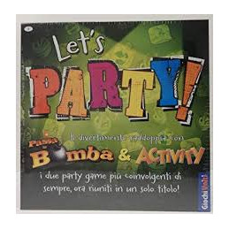 PASSA LA BOMBA & ACTIVITY: LET\'S PARTY