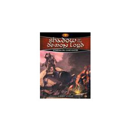 SHADOW OF THE DEMON LORD - SCHERMO DEL GAME MASTER