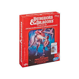 DUNGEONS & DRAGONS - STRANGER THINGS EDITION (ENG)