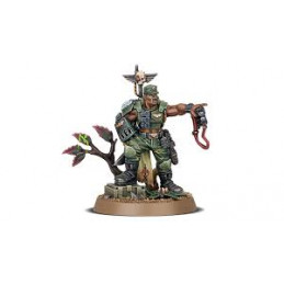ASTRA MILITARUM: CATACHAN COLONEL