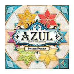 AZUL - SUMMER PAVILLON