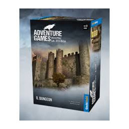 ADVENTURE GAMES - IL DUNGEON