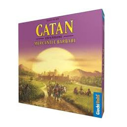 CATAN: MERCANTI E BARBARI