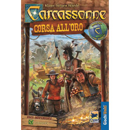 CARCASSONNE - CORSA ALL\'ORO