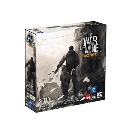 THIS WAR OF MINE: SOTTO ASSEDIO