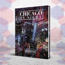 VAMPIRI - LA MASQUERADE: CHICAGO BY NIGHT
