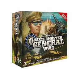 QUARTERMASTER GENERAL WW2 (ITA)