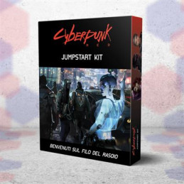 CYBERPUNK RED - JUMPSTART KIT