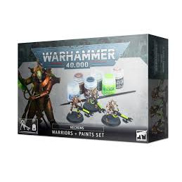 NECRON WARRIORS + PAINT SET