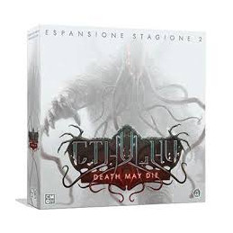 CTHULHU DEATH MAY DIE: STAGIONE 2