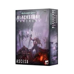 BLACKSTONE FORTRESS: ASCESA