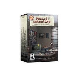 POCKET DETECTIVE - OMICIDIO ALL\'UNIVERSITA\'