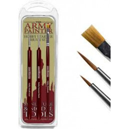 ARMY PAINTER - HOBBY STARTER BRUSH SET