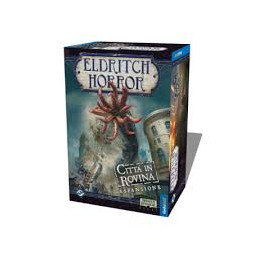 ELDRITCH HORROR: CITTA\' IN ROVINA