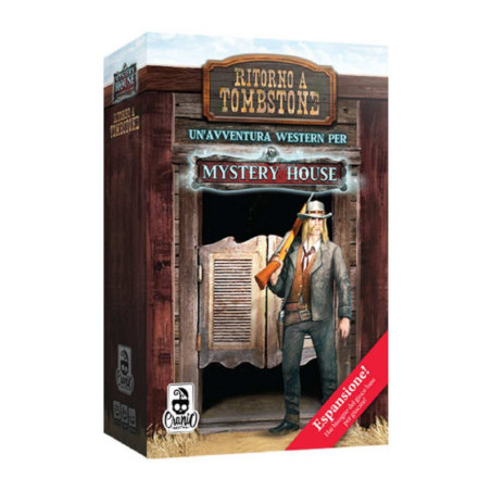 MYSTERY HOUSE: RITORNO A TOMBSTONE